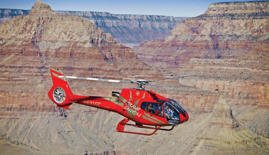 Grand Canyon Helicopters Are Great for Valentine's Day